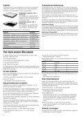 Dampfgarofen HMT85D.53. - Moebelplus GmbH - Seite 6