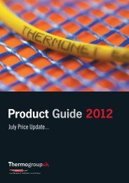 Product Guide 2012 - Specifinder.com