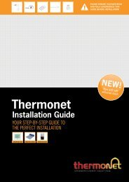 Thermonet Installation Guide - Thermogroup UK