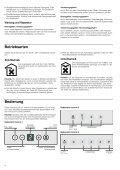 Gebrauchsanleitung - Moebelplus GmbH - Seite 4
