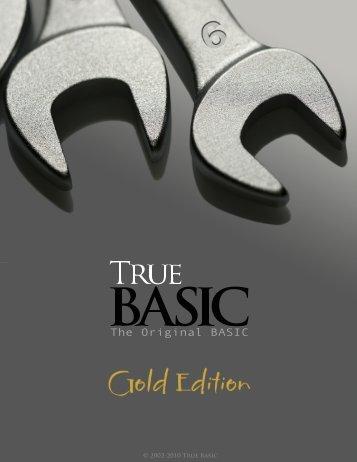 Download - True BASIC