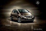 А - класа - Mercedes-Benz Македонија