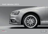 Audi i tjänsten 2013 (6 MB)