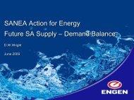 Liquid Fuel Supply - SANEA