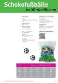 Schokofußbälle - MAGNA sweets GmbH - Seite 7