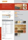 Profily pre ukončenia alebo ochranu schodových hrán so ... - Eurofinal - Page 3