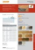 Profily pre ukončenia alebo ochranu schodových hrán so ... - Eurofinal - Page 6
