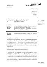 (j.nr. 11-462). - Energiklagenævnet