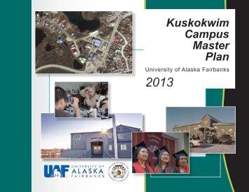 KUC 2013 Master Plan December 2012 pub.pdf - University of Alaska