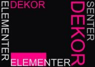 2010 dekor elementer - Butikk Service as