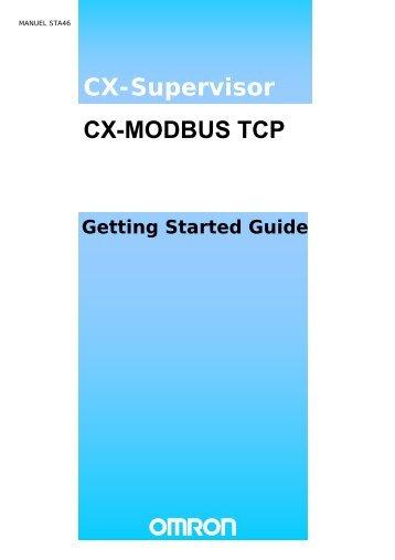 CX-MODBUS TCP