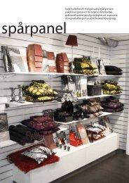 Varje butik har en mängd outnyttjad yta som ... - Butikk Service as
