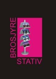 Brosjyre Stativ oppsett 2010 - Butikk Service as