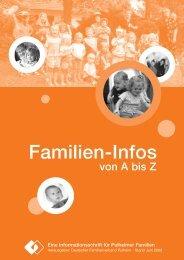 Partner der Familien und des DFV - Deutscher Familienverband im ...