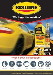 What is your cars problem?