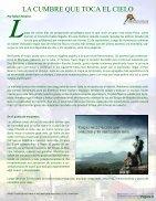 LA CUMBRE QUE TOCA EL CIELO - Page 3