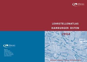 LEHRSTELLENATLAS HAMBURGER OSTEN - Billenetz