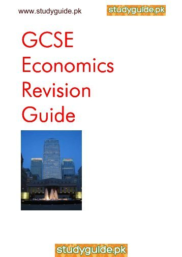 About For Books Study Guide for Economics of Money ...