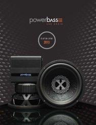 CATALOG 2013 - PowerBass