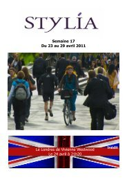 Semaine 17.qxp - Stylia
