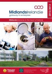 MidlandsIreland.ie in the heart of Ireland