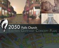 2050 Eastern Gateway Concept Plan - City of Falls Church