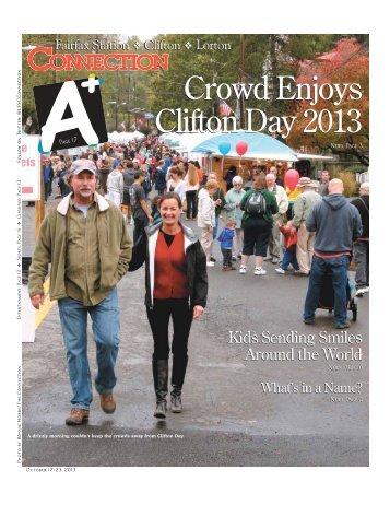 Crowd Enjoys Clifton Day 2013 Crowd Enjoys Clifton Day ... - Ellington