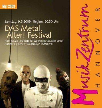 Hate Squad - Musikzentrum Hannover