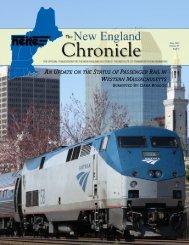an update on the status of passenger rail in western massachusetts