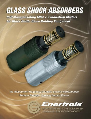 View M64 x 2 GLASS Shocks Catalog - Enertrols