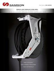 Reel Catalog - Pumps & Pressure Inc.