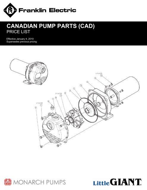 101376 Little Giant 1-AA  Pool Cover Pump Intake Screen