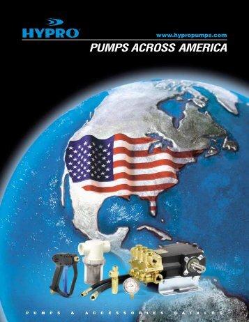 Hypro_Pumps_Catalog - Pumps & Pressure Inc.