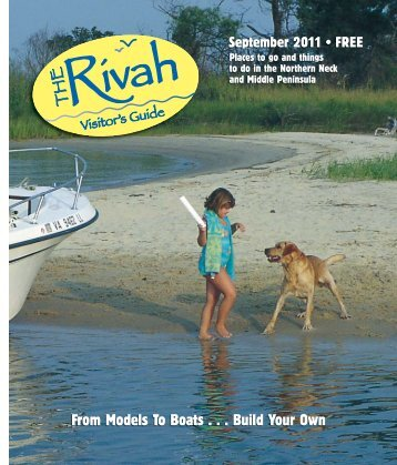 September Rivah Visitor's Guide - The Rappahannock Record