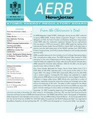 Vol 20 No 1&2 - Atomic Energy Regulatory Board