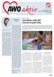 helfen hilft - AWO Kreisverband Siegen-Wittgenstein/Olpe