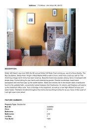 Address: 3015 Exmoor - Ann Arbor MI, 48104 ... - NancyBishop.com
