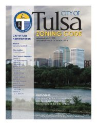TITLE 42 ZONING AND PROPERTY RESTRICTIONS - INCOG