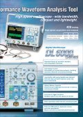 Digital Oscilloscope Mixed Signal Oscilloscope - Page 3