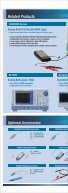 Digital Oscilloscope Mixed Signal Oscilloscope - Page 4