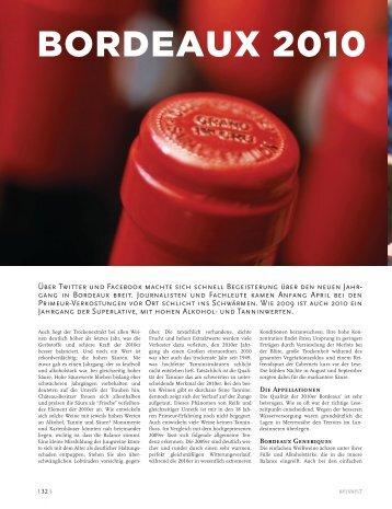 BORDEAUX 2010 - Extraprima