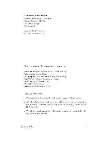 Lftp User Manual