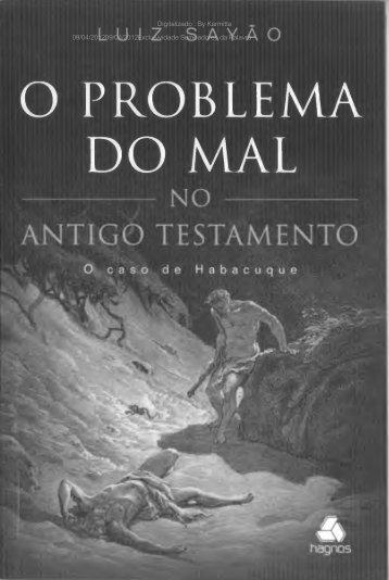 O PROBLEMA DO MAL