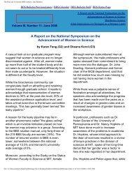 June 2000 - Division of Medical Sciences Bulletin - Harvard University