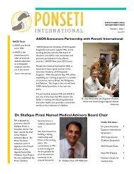 Dr. Shafique Pirani Named Medical Advisory Board Chair
