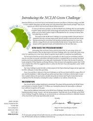 nclmgreenchallenge:Layout 1.qxd - NC Project Green