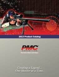 2013 PMC Product Catalog