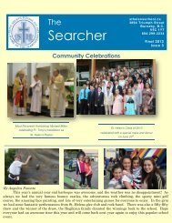 2013 Final Edition - St. Helen's Elementary School