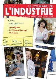 LE COURRIER DE - Tunisie industrie
