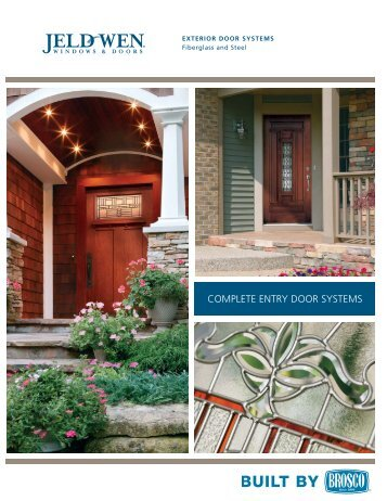 COMPLETE ENTRY DOOR SYSTEMS - United Builders Supply